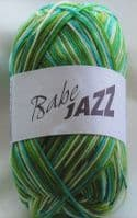 Euro Baby BABE JAZZ Double Knitting Yarn / Wool 100g - 304 Forget Me Not